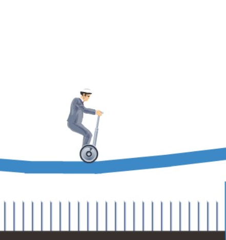 Happy Wheels Hacked – so much fun you might almost make you wish you
